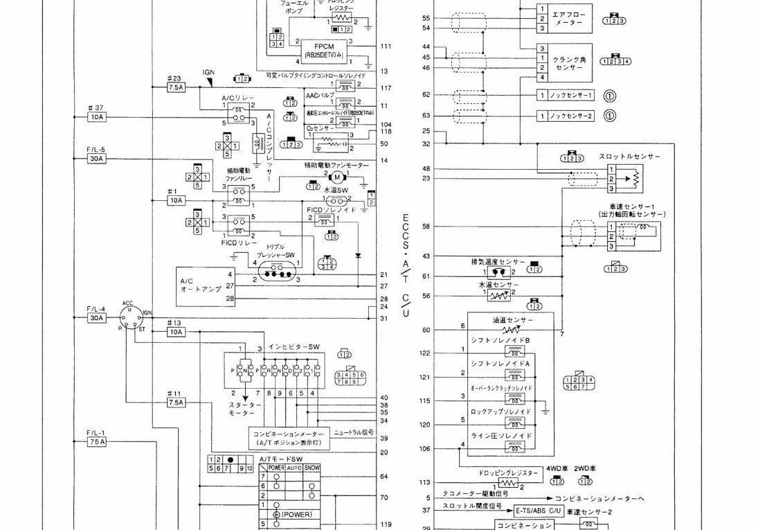 7Mgte Wiring Harness Diagram