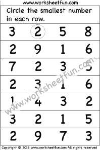 January Kindergarten Worksheets | Kindergarten math worksheets ...