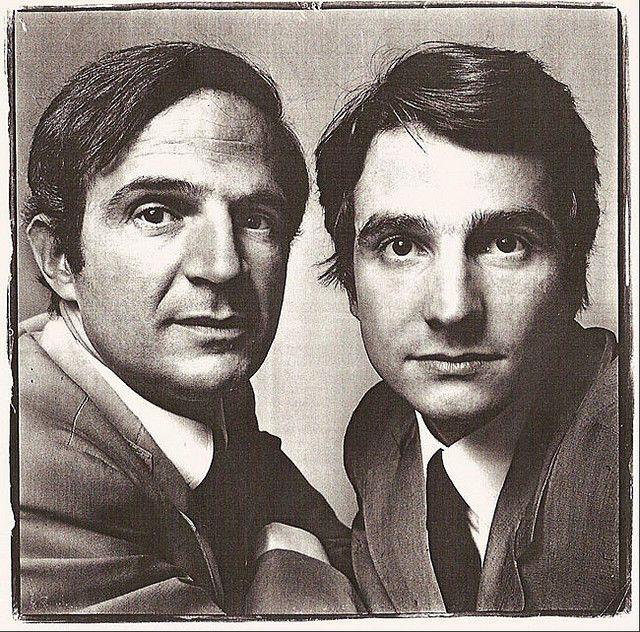 Truffaut Y Leaud Richard Avedon Richard Avedon Photography Francois Truffaut