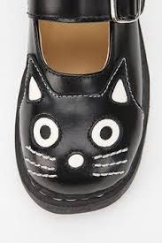 cat face shoes - Google Search