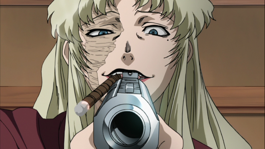 Image result for Balalaika black lagoon