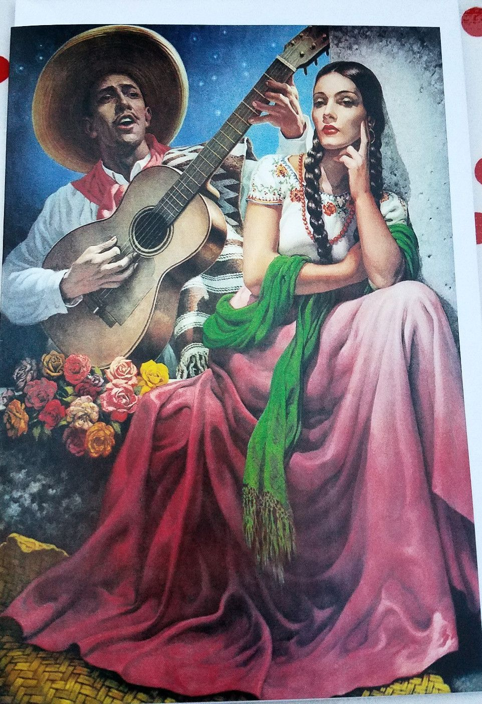 Greeting cards art pinterest jesus helguera mexican art and art greeting cards m4hsunfo