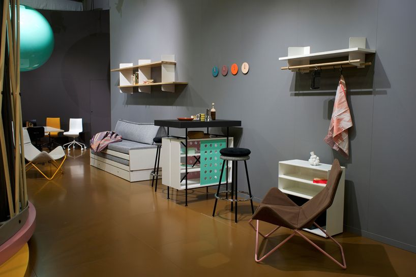 richard lampert presents new collection at imm cologne 2014