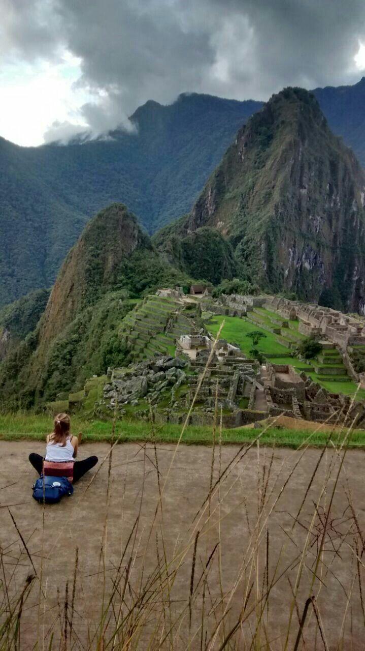 Machu Piccu. Perú. Armonía inigualable.
