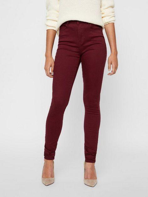 Photo of Skinny bukser med høy vekst