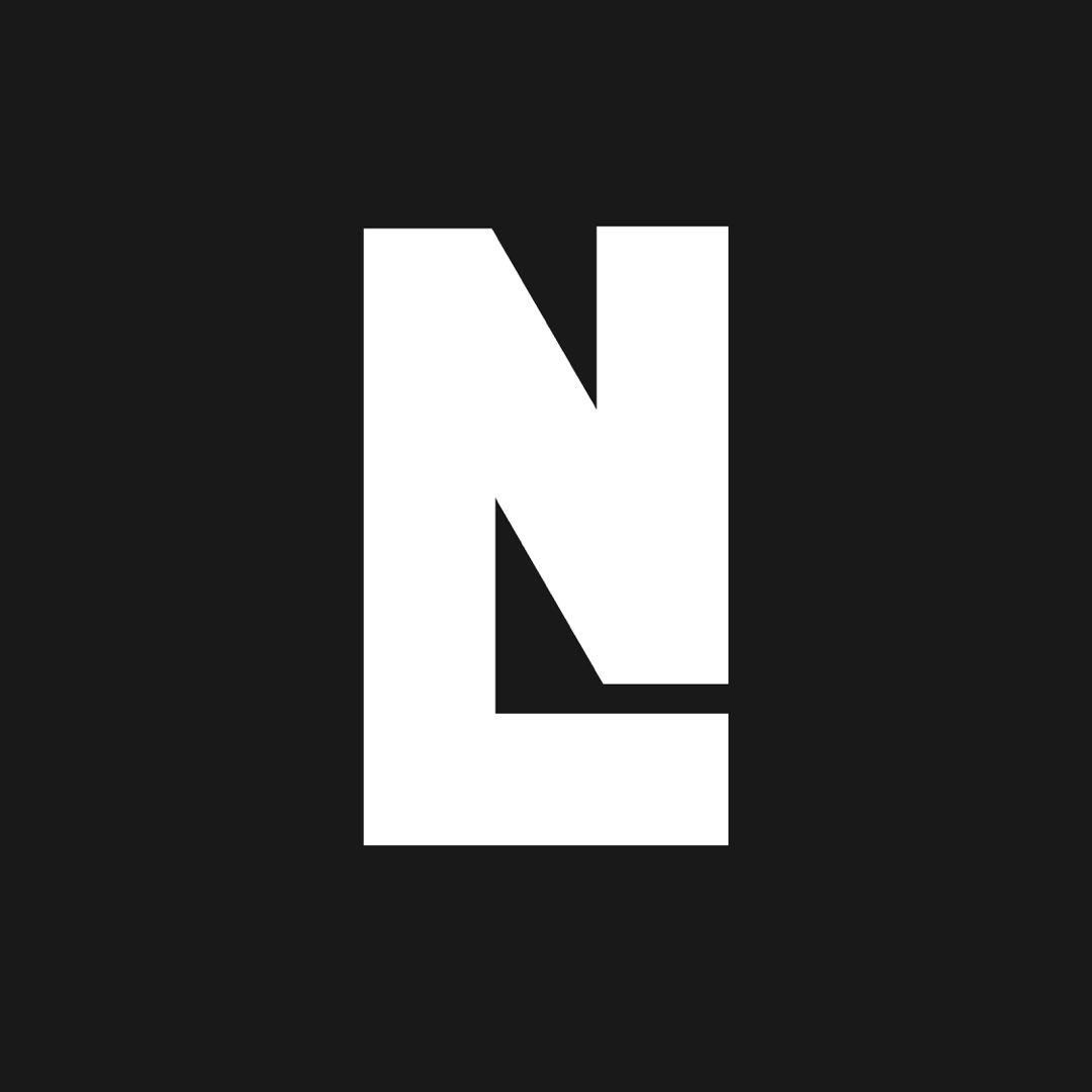 Nl Netherlands Monogram Logo Design Graphic Design Logo Monogram Logo