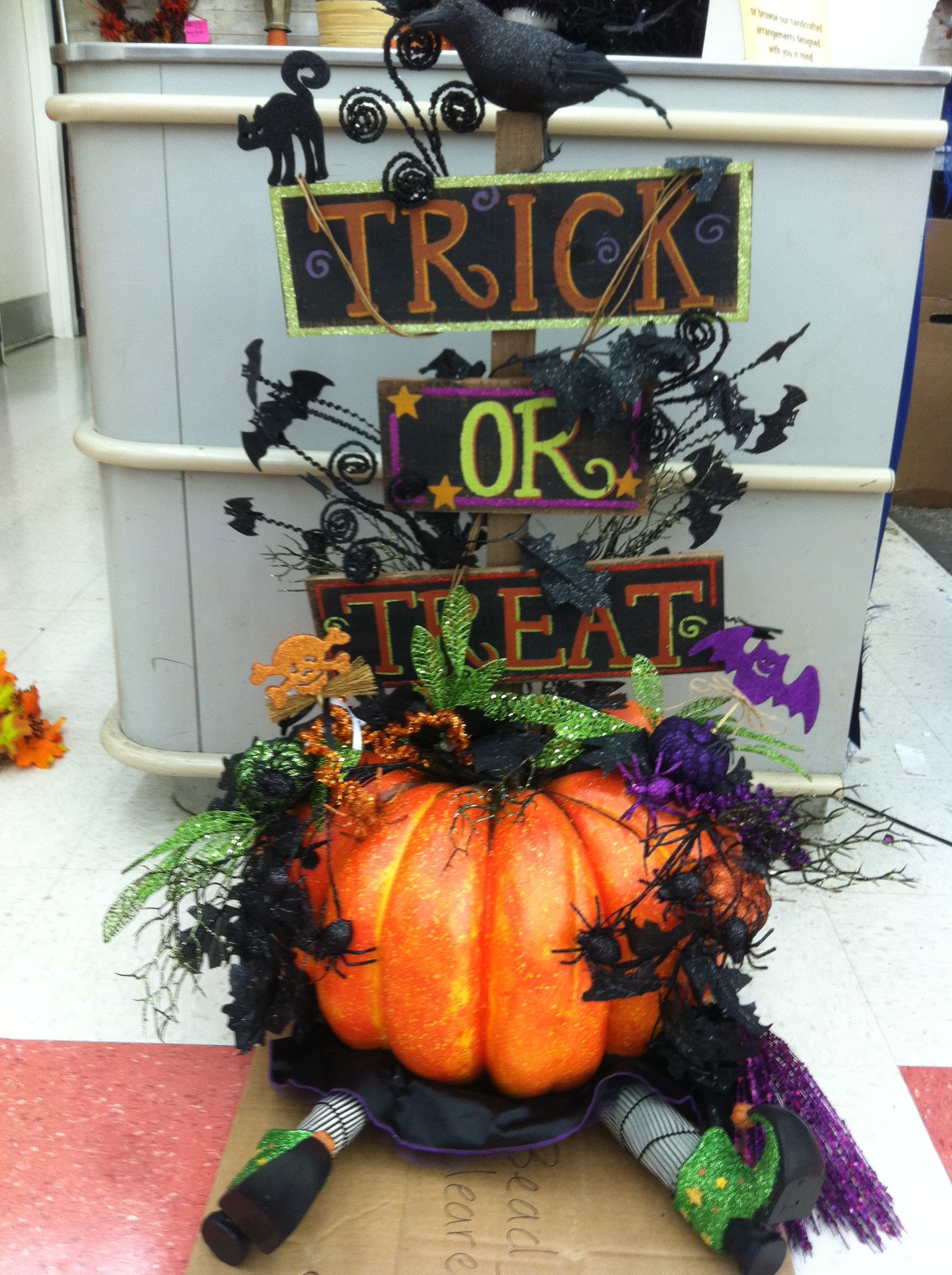 Talented Michael\u0027s Designers - Halloween Halloween Pinterest - michaels halloween decorations