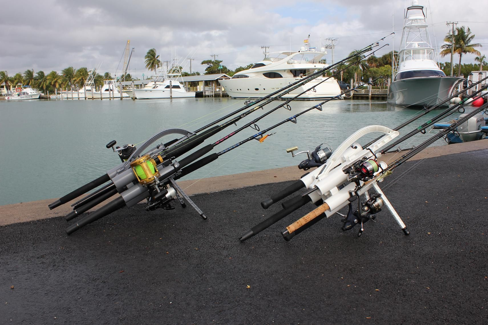 Perfecting fishing rod transportation whether you re for Kayak fishing pole