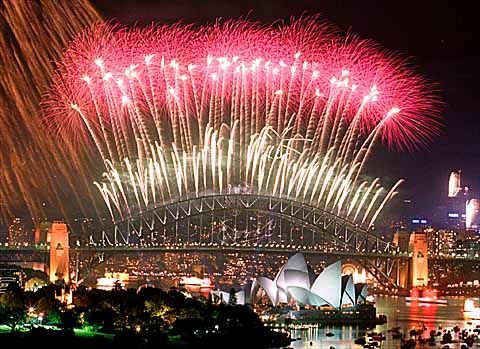 new years eve in sydney australia to do