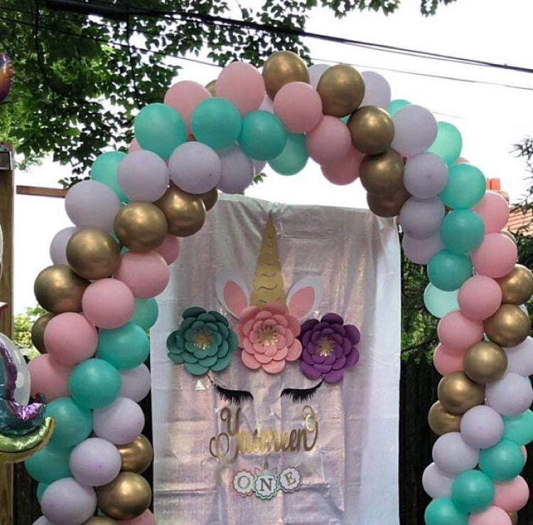 Unicorn, Flower DIY, Unicorn Birthday, Unicorn Backdrop