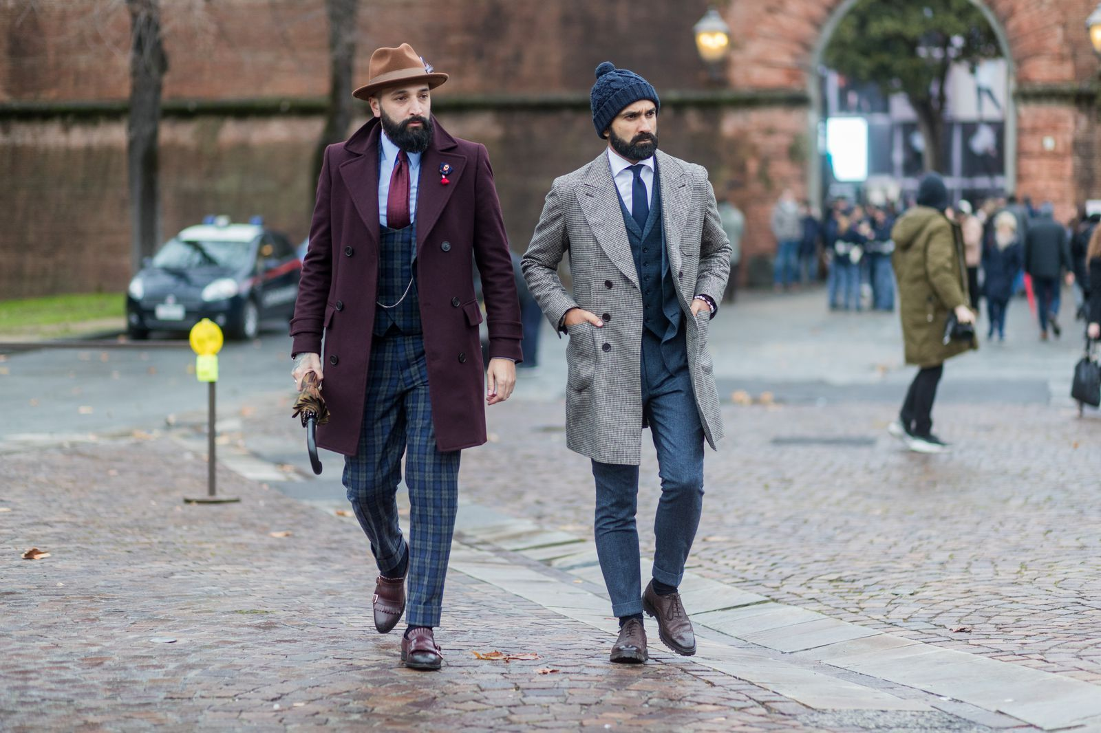 The Best Street Style From Italy Mens Fashion Week Cool Street Fashion Men Street Look Mens Fashion Week