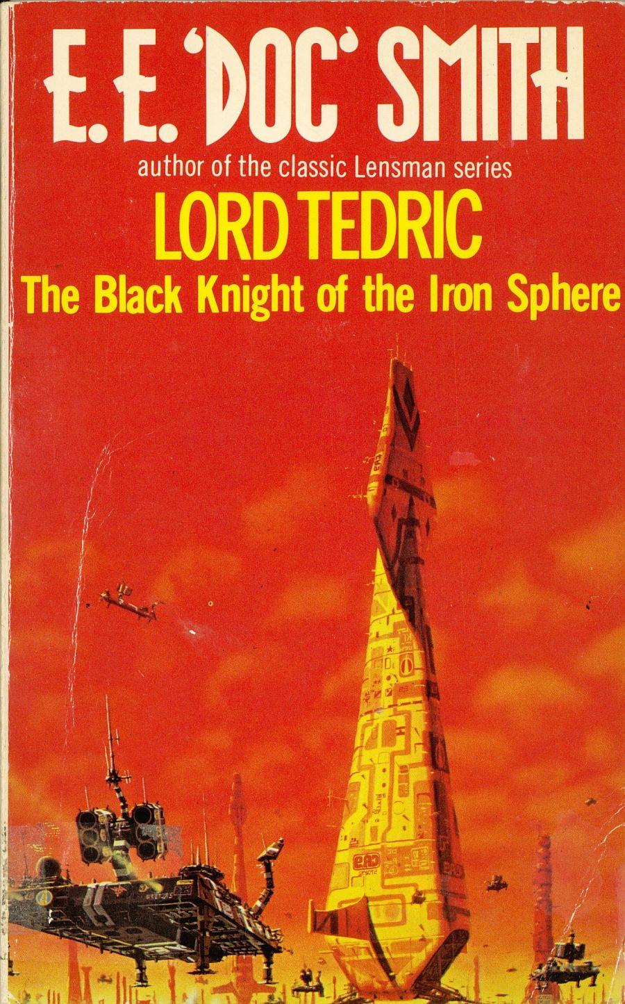 E.E. Doc Smith - Lord Tedric