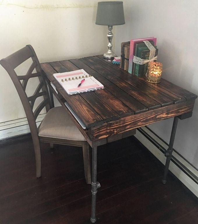 easy pallet corner desk projects salvabrani rh salvabrani com
