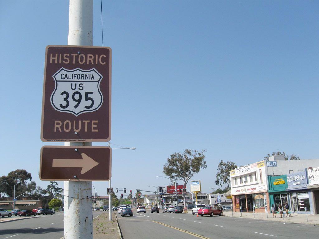 California AARoads Historic U S Highway 80 East 1