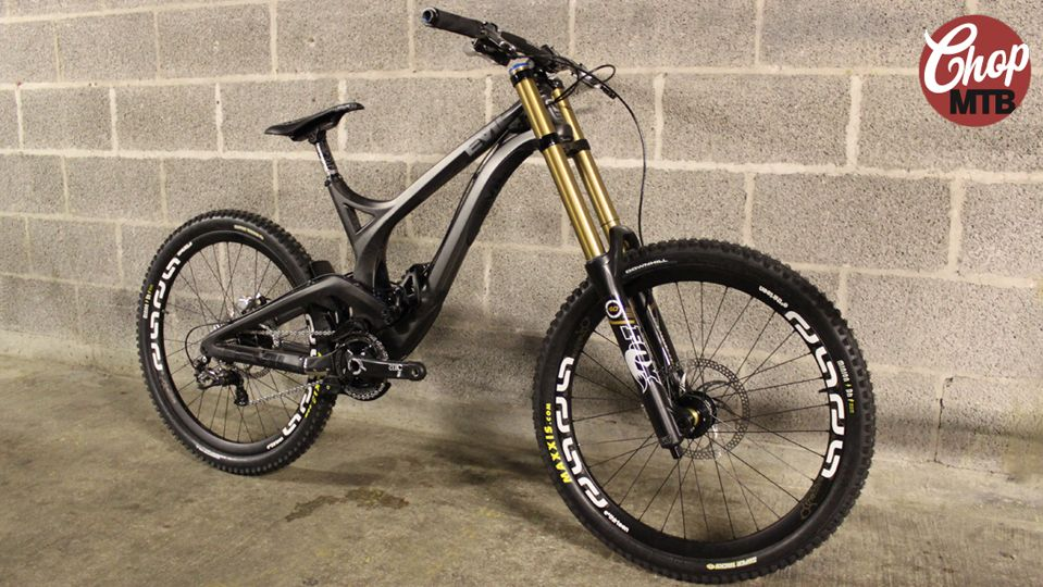 Evil Undead Looks Like A Demon Descender To Us Downhill Bike