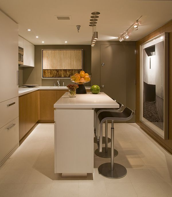 Beautiful Efficient Small Kitchens: Architecture And Interior Design Firm Studio Santalla