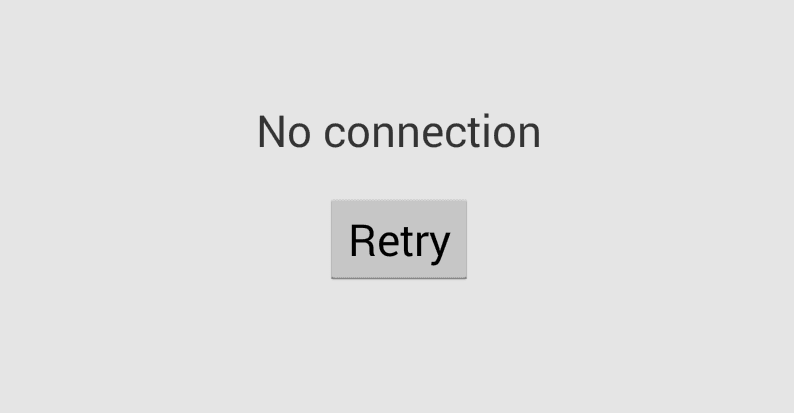 Google Play No Connection Retry Problem Fix All You Need