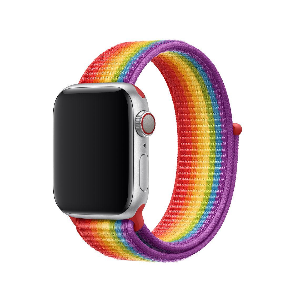 40mm Pride Edition Sport Loop Apple Apple watch