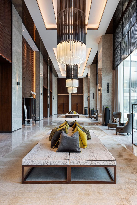 Raffles Shenzhen China Hotel Interiors Design Interior