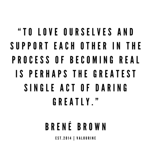 20      Brené  Brown Quotes   190524   White Design Art Print by Quotes And Sayings