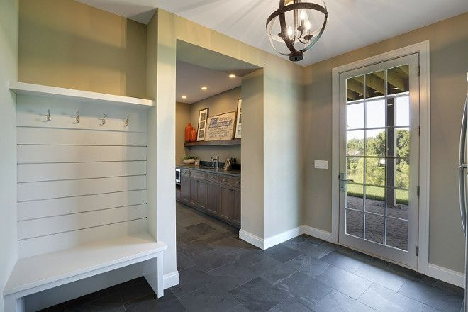 Walkout Basement. Walkout Basement with a separate mudroom with ...