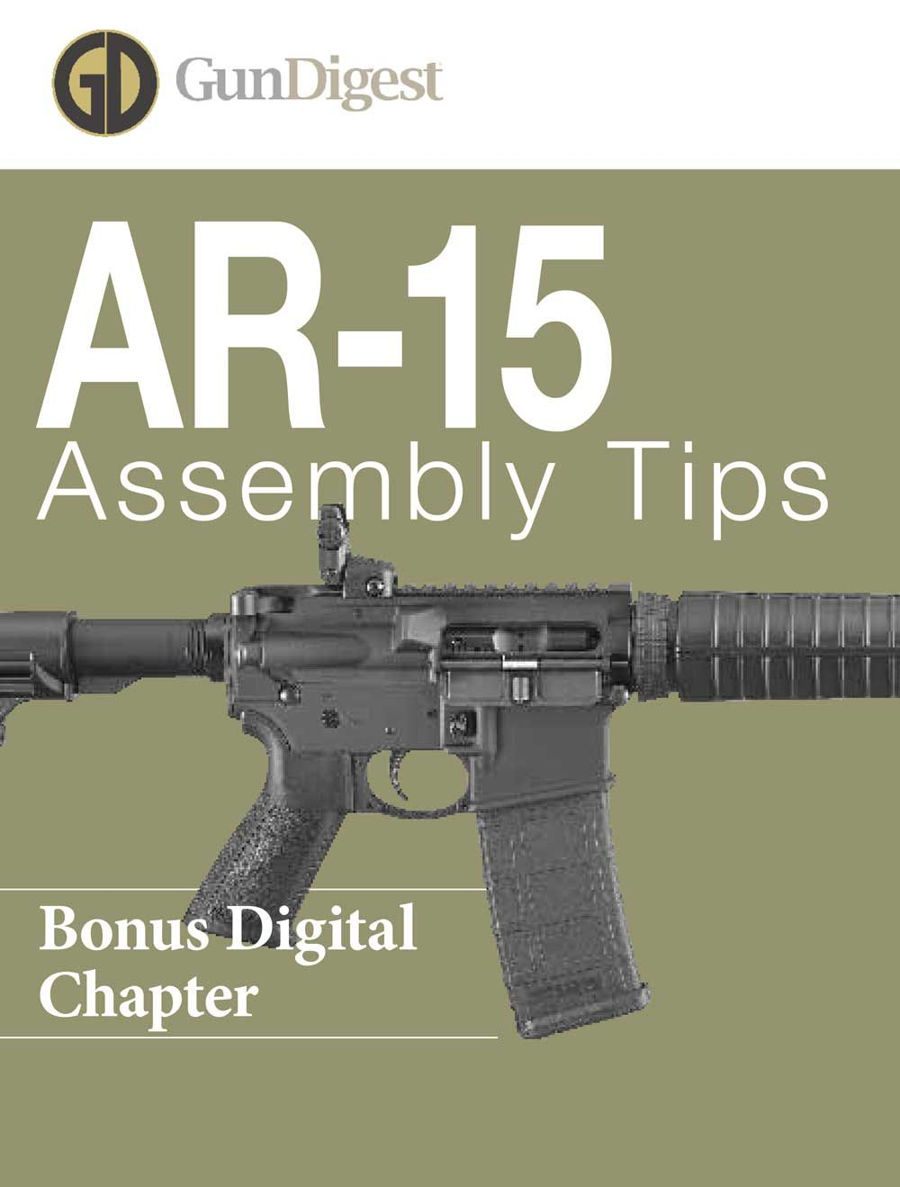 Thanks! Here's your AR-15 Assembly Guide Download | guns