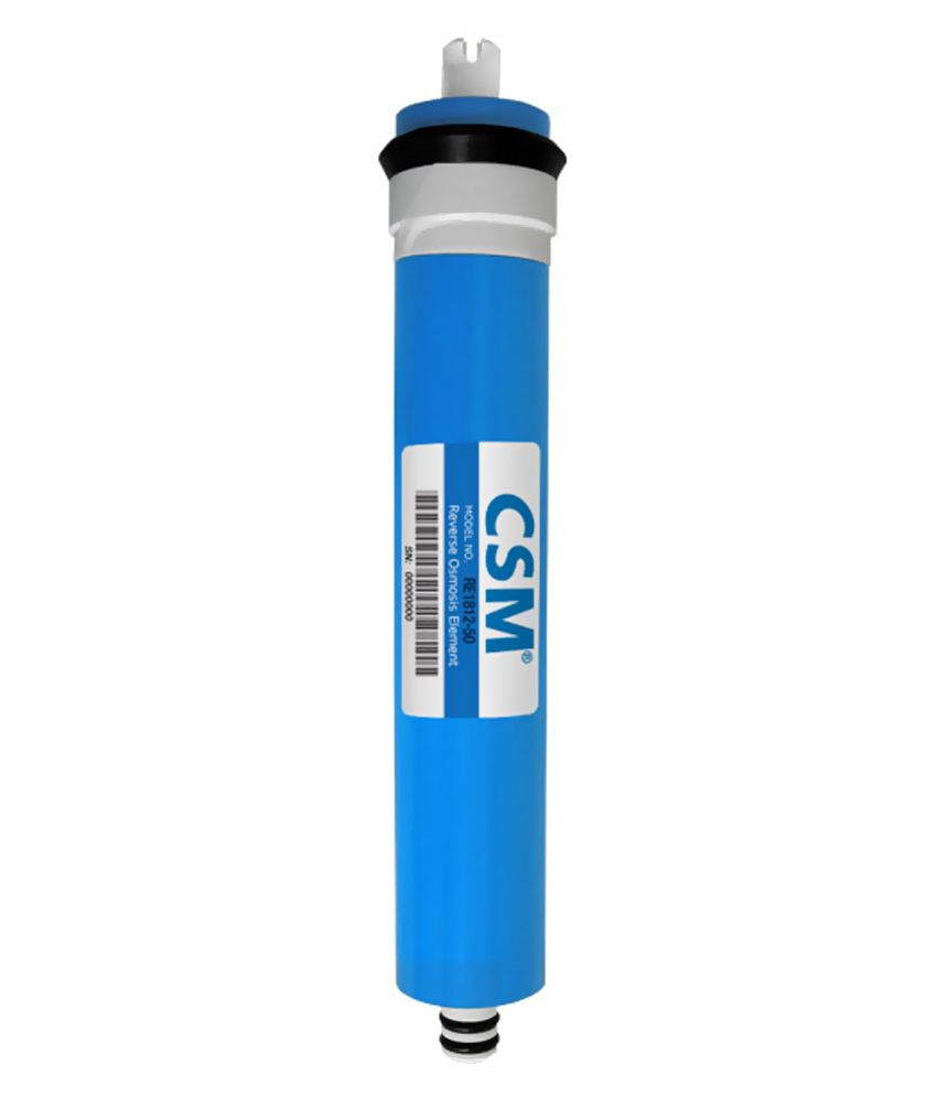 Hydronix SPC-45-2050 50 Micron 20 Inch Whole House Sediment Water Filter 6 Pack