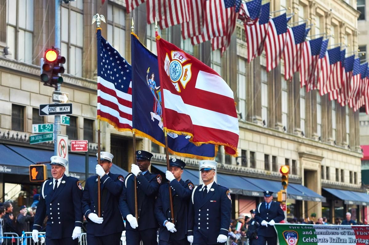 New York City Columbus Day Parade 2016 Columbus Day Parade Parades Columbus