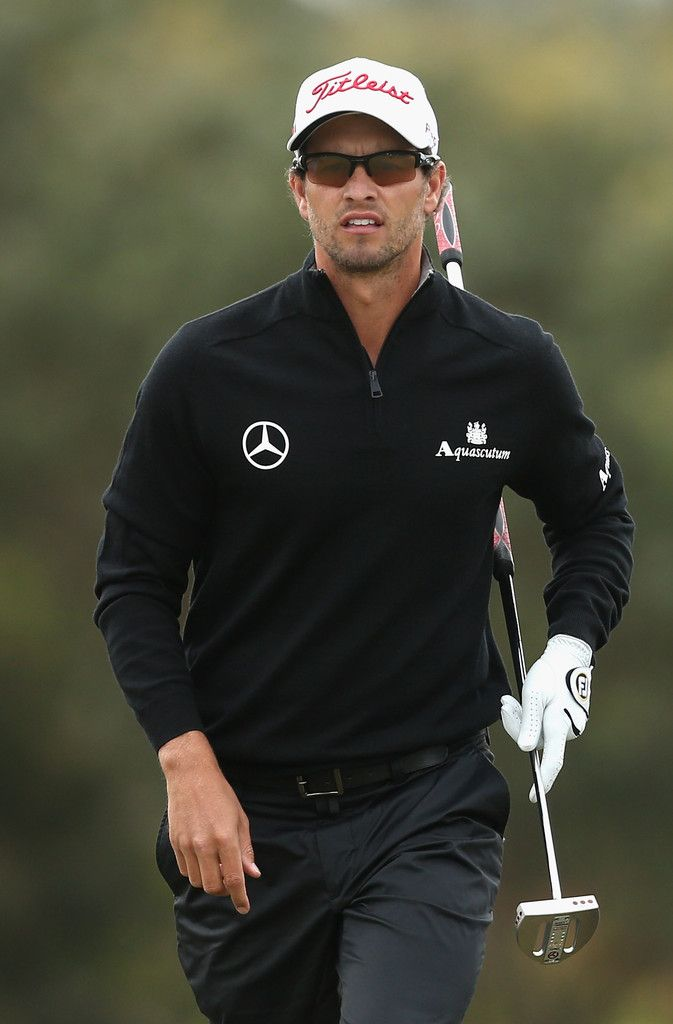 21+ Adam scott golf logo viral