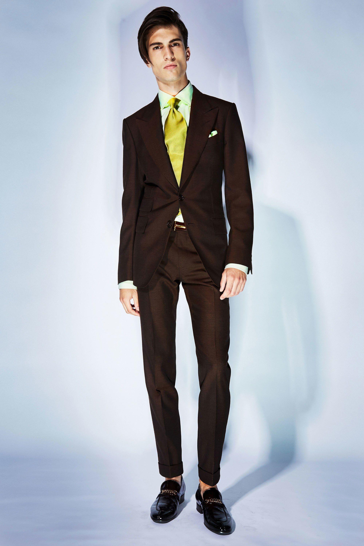 Tom Ford Spring 2018 Menswear Fashion Show Mens Men