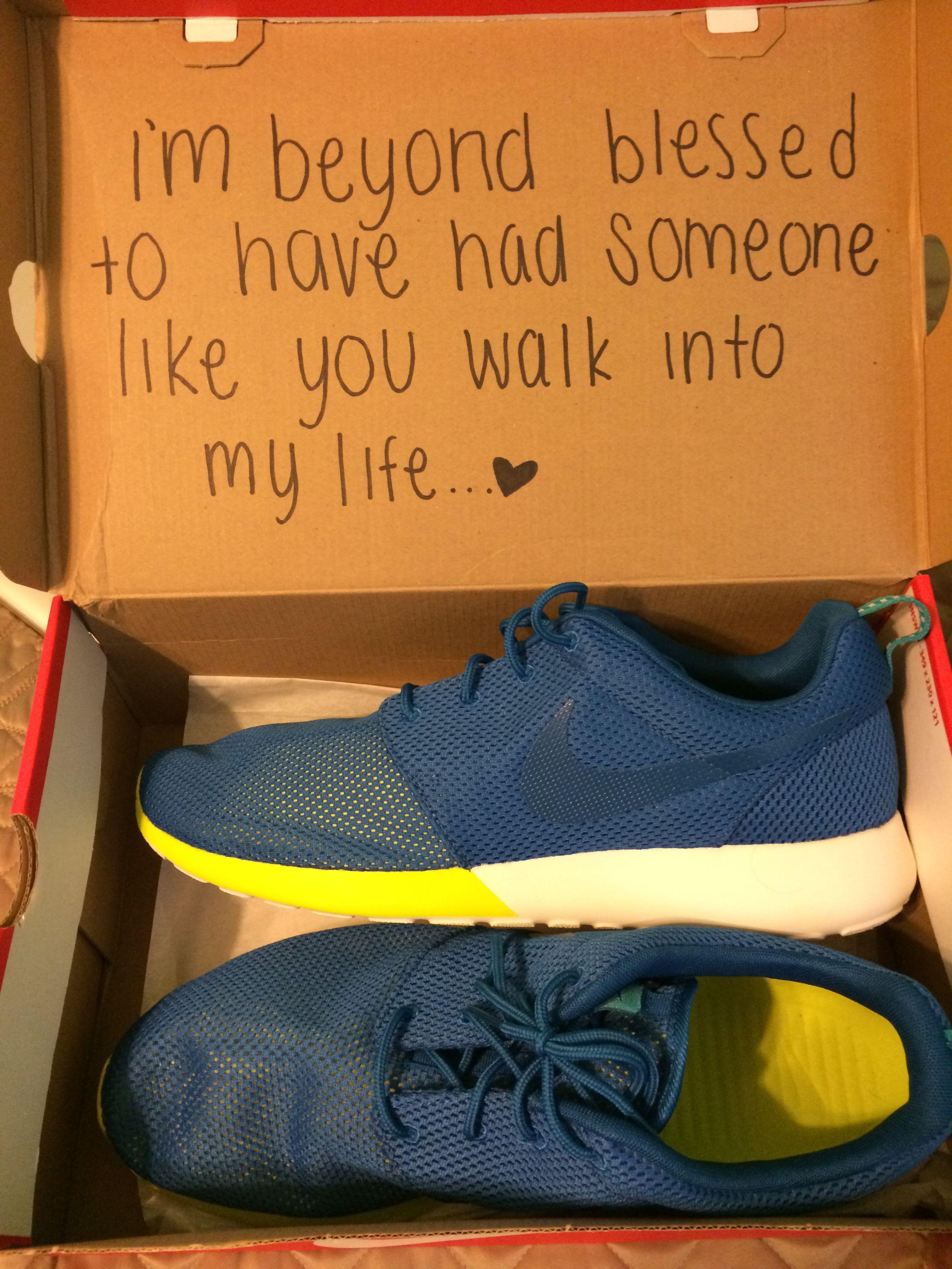 Gift for my boyfriend birthdaygift boyfriend surprise