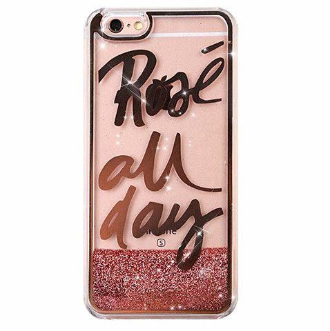 glitter iphone cover iphone 6 case rose