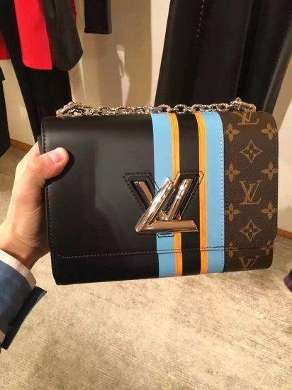 1d29d125cd #louisvuittontwistbag Louis Vuitton Heroine Jackets Twist MM Bag M42346  #louis…