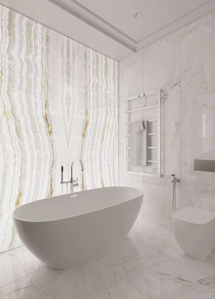 White And Bright Soak And Relax Bathroom White Whiteandbright Bright Decor Interio Bathroom Interior Design Bathroom Furniture Vanity Bathroom Design