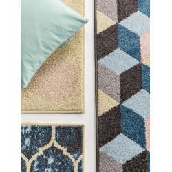 Kurzflorteppiche Benuta Kurzflor Teppich Zola Multicolor 160 235 Cm Moderner Bunter Teppich Fur Wohnzimmer Ben Ku In 2020 Living Room Carpet Carpet Colors Pile Rug