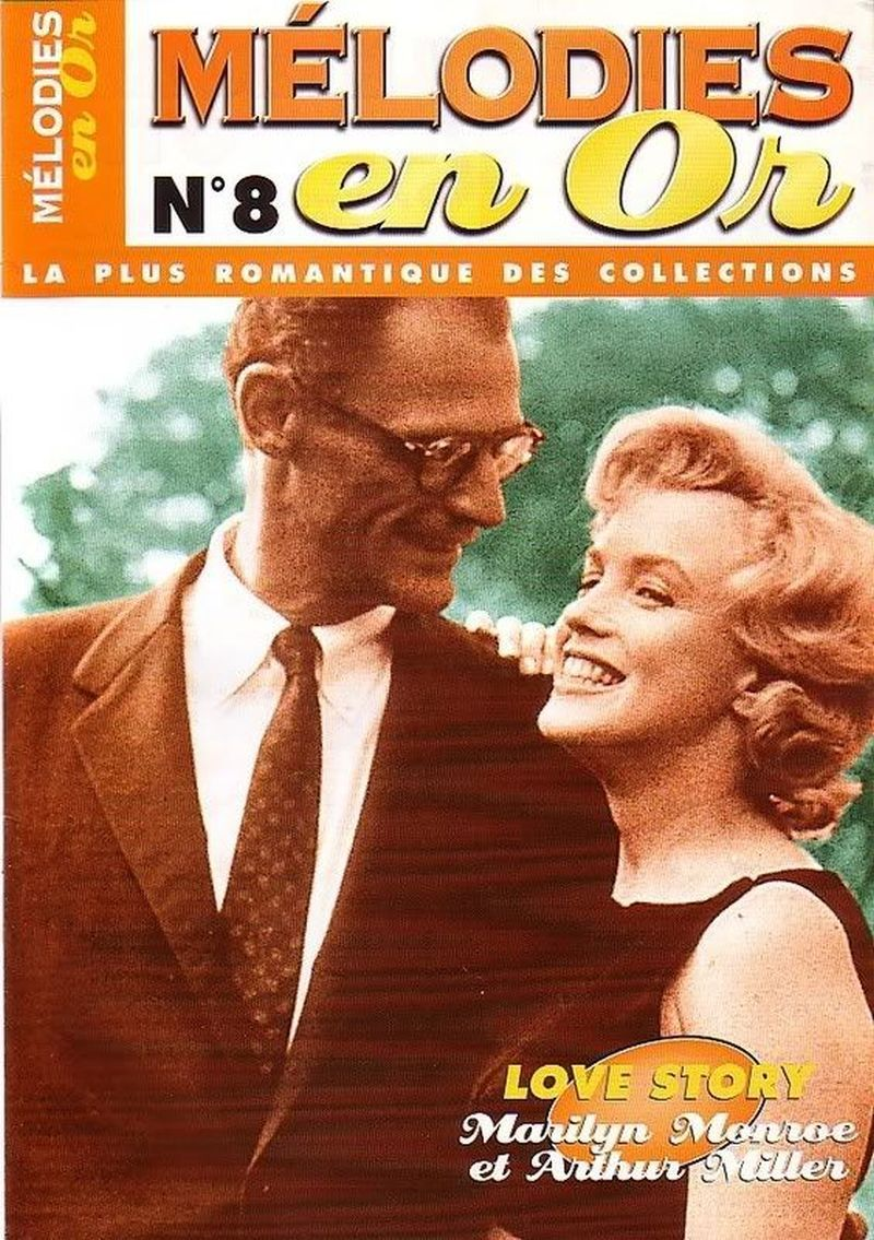 Melodies En Or 1998 (Francia) Marilyn Monroe and Arthur Miller