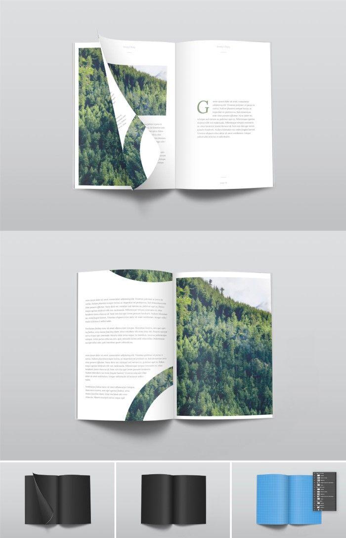 Plantillas Photoshop gratis para presentar tus diseños (Mockups ...