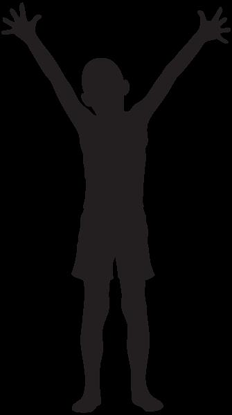 Boy Silhouette Png Clip Art Image Boy Silhouette Silhouette Png Clip Art