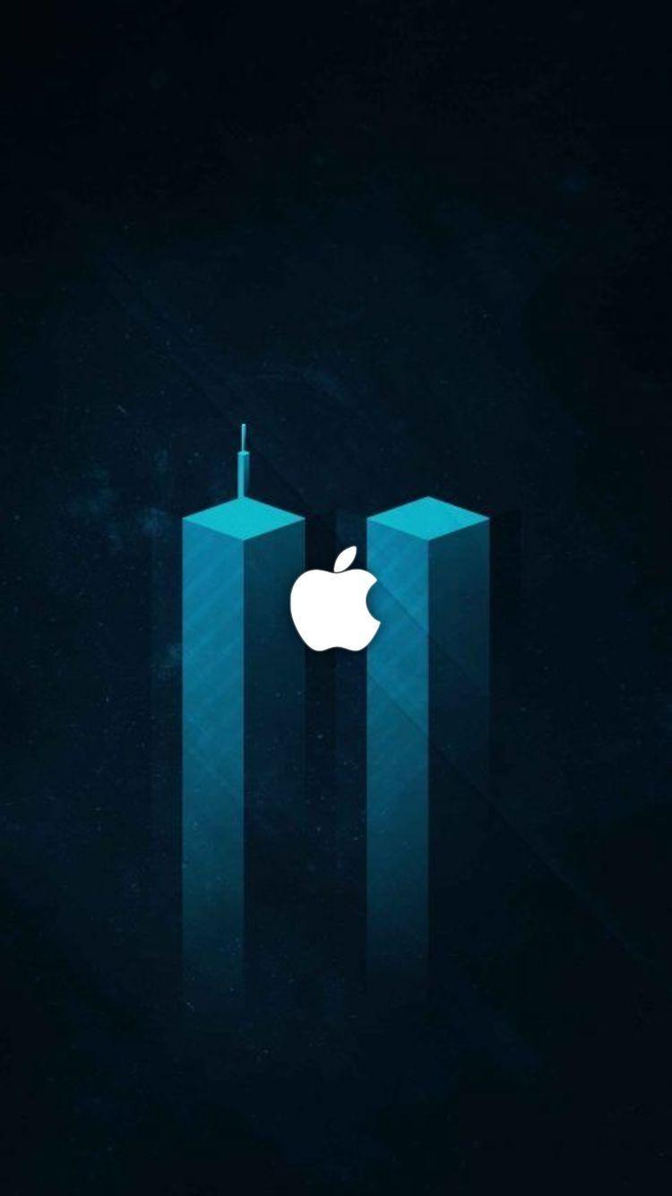Iphone 6s Plus Apple Logo Wallpaper In 2020 Apple Logo Wallpaper