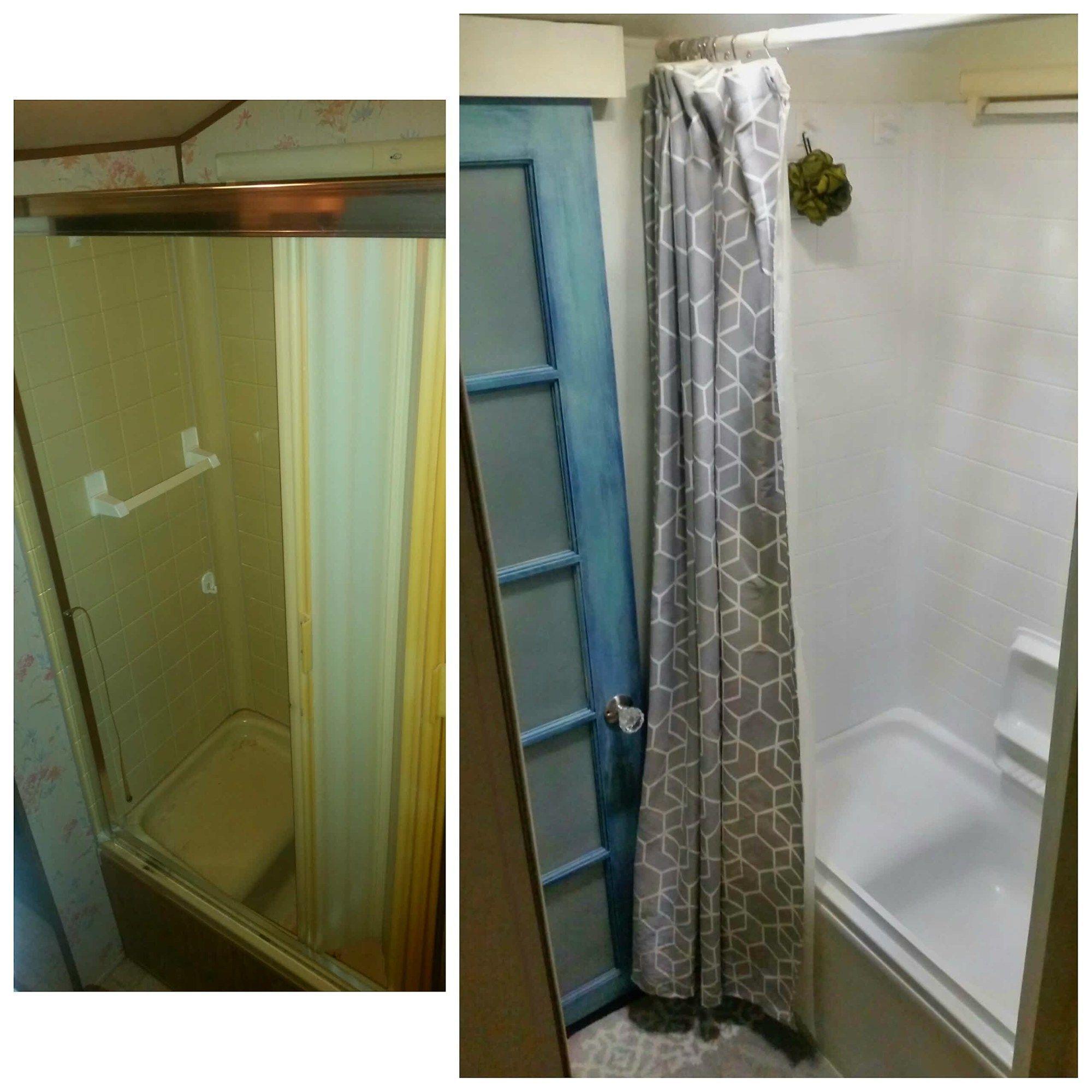 rv shower door video fix quick repair diy latch glass doors watch youtube