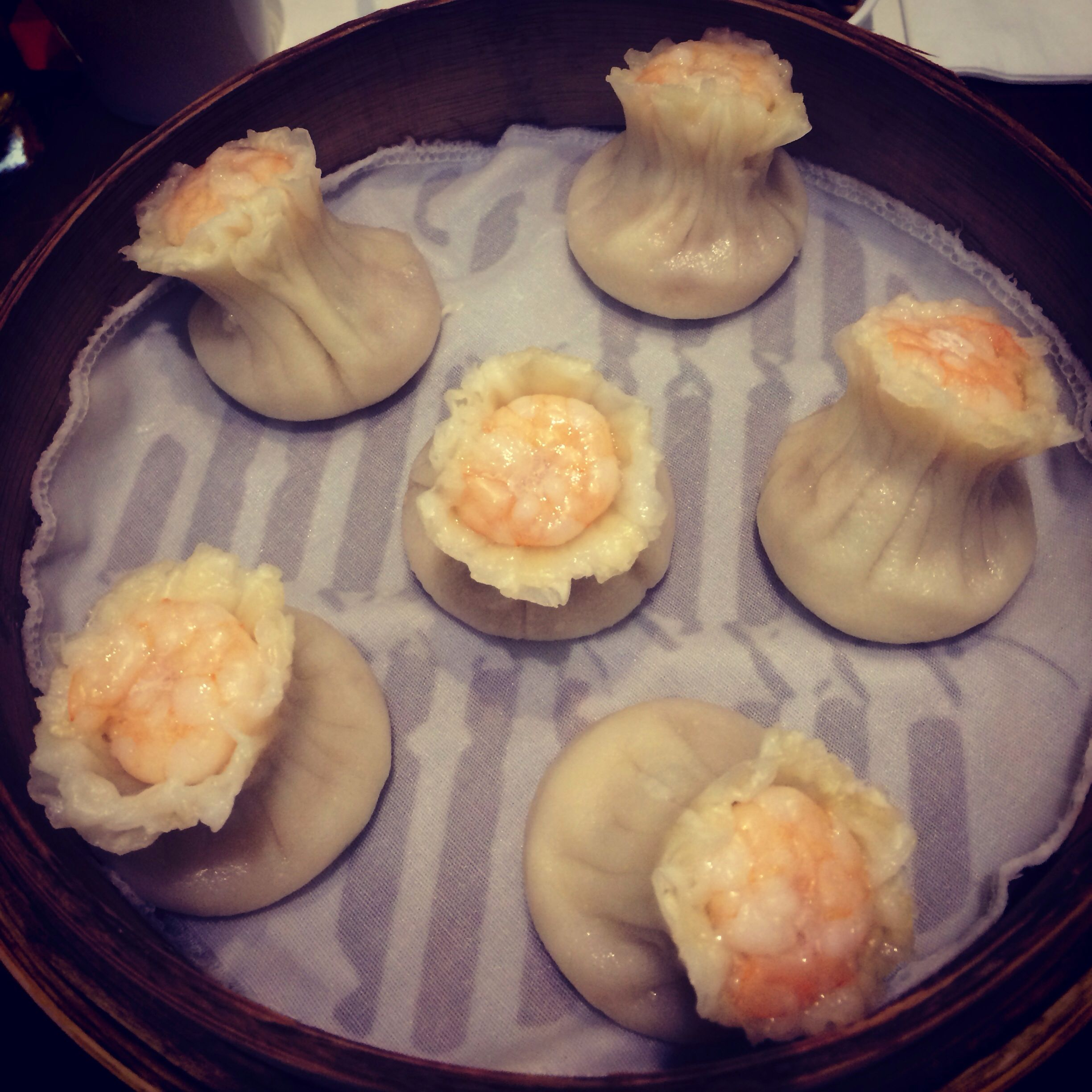 Shrimpdumplings @dintaifung hongkong