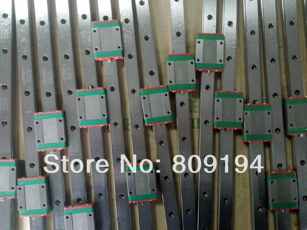 189.50$  Buy here - http://ali5yn.worldwells.pw/go.php?t=1832899943 - 2500mm HIWIN MGR12 linear guide rail from taiwan
