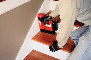 Best How To Remodel With Prefinished Stair Treads Staircase 640 x 480