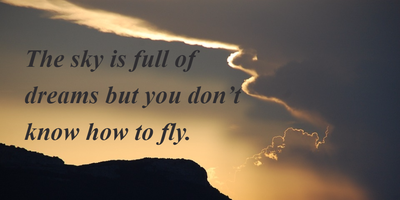20 Beautiful Sky Quotes To Make You Look Up And Smile Enkiquotes