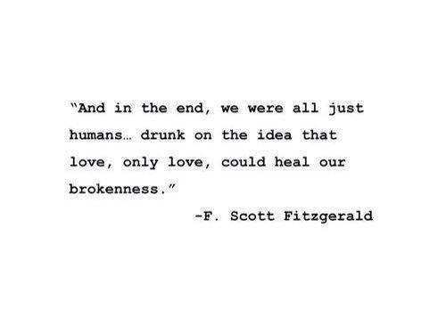 F. Scott Fitzgerald quote | famous quotes | book quotes | Book