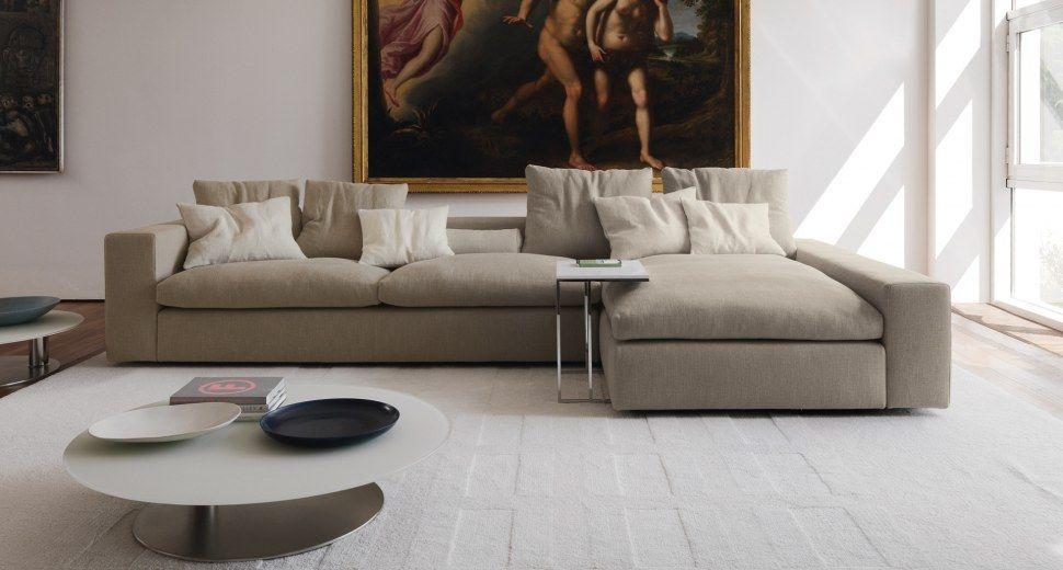 La Desire Salotti.Desiree Cubic Soft Sofa Drc Showroom Divani Poltrone