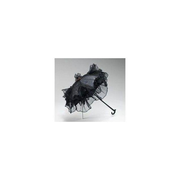 Vintage Parasols ❤ liked on Polyvore featuring accessories, umbrellas and vintage umbrellas