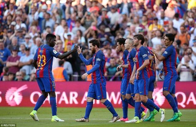 Hasil Pertandingan Liga Spanyol Barcelona vs Villarreal ...