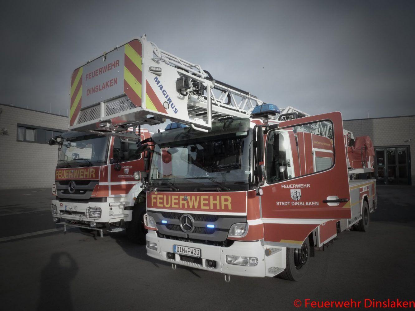 Sturmtief Wirbelte Bruch Und Eppinghoven Auf Feuerwehr
