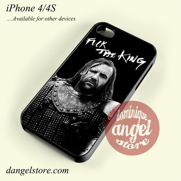 The Hound Game Of Thrones Phone case for iPhone 4/4s and another iPhone devices